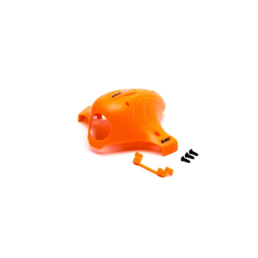 Blade BLH8504OR Canopy,Orange: Inductrix FPV by Blade