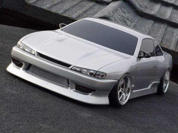 D'Magic DM-03-100 Aggressive Line Front Bumper for the Yokomo S14 by D'Magic