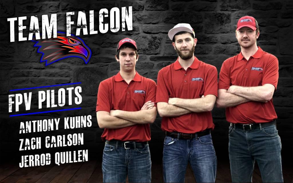 Team Falcon FPV Pilots