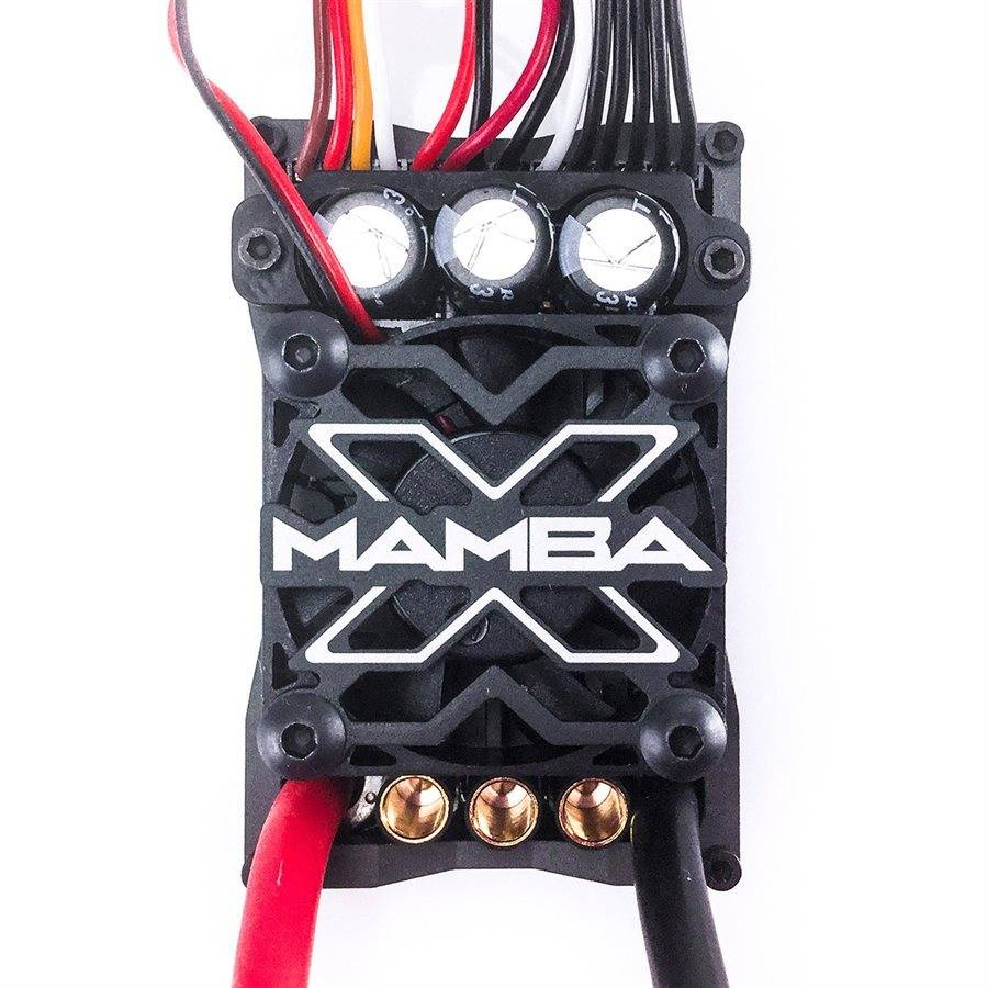Castle Creations CSE010015500 Castle Creations Mamba X Sensored ESC