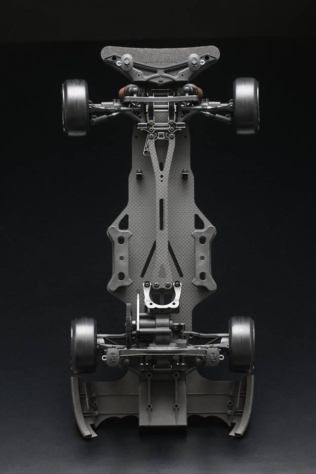 Yokomo YOKDP-YD-2EX Drift Package YD-2 EX Chassis by Yokomo