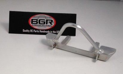 BGR SCG6FS SCX10 G6 Front Stinger Bumper by BGR