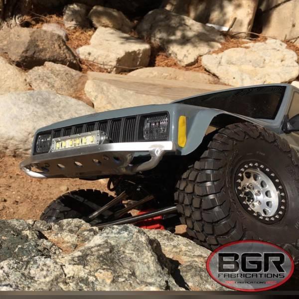 BGR SCX2FB SCX10 2 Standard Front Bumper by BGR