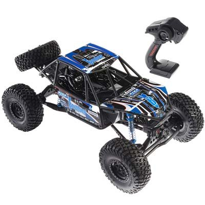 Axial AXID9048 1/10 RR10 Bomber 4WD Rock Racer RTR by Axial