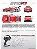 Carisma CIS76268 M40S Mercedes AMG 4wd 1/10 Electric Car by Carisma