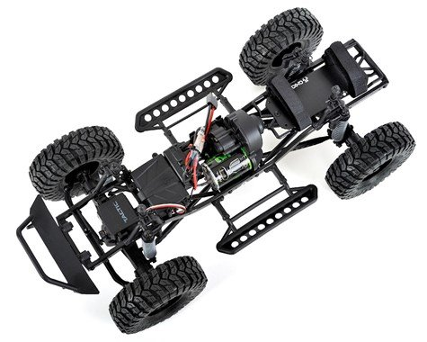 "Axial AX90044 SCX10 ""Deadbolt"" RTR 4WD Electric Rock Crawler by Axial"
