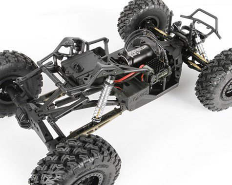 "Axial AX90025 AXIC9025 ""Yeti"" 1/10 4WD Electric Rock Racer Kit by Axial"