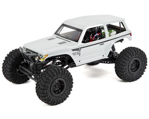 "Axial AXID9045 Wraith ""Spawn"" RTR 4WD Electric Rock Crawler AX90045 by Axial"