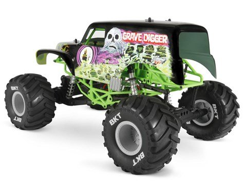 Axial AXID9055 SMT10 Grave Digger 4WD RTR Monster Truck AX90055 by Axial