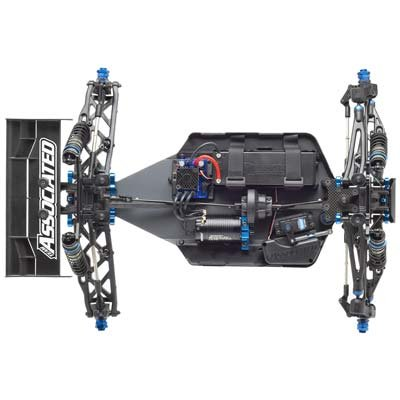 Associated ASCD0918 80918 1/8 RC8T3e Electric 4WD Team Truggy Kit Team Associated