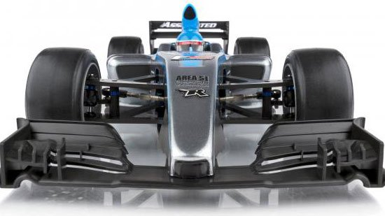 Associated ASCD8023 8023 RC10F6 Factory Team Kit F1 Car by Team Associated