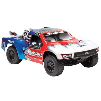 Associated ASCD7006 1/10 RC10SC5M Electric 2WD Short Course Truck Kit by Team Associated