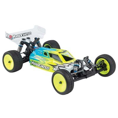 Associated ASCD0012 1/10 RC10B6D Electric 2WD Buggy Team Kit by Team Associated
