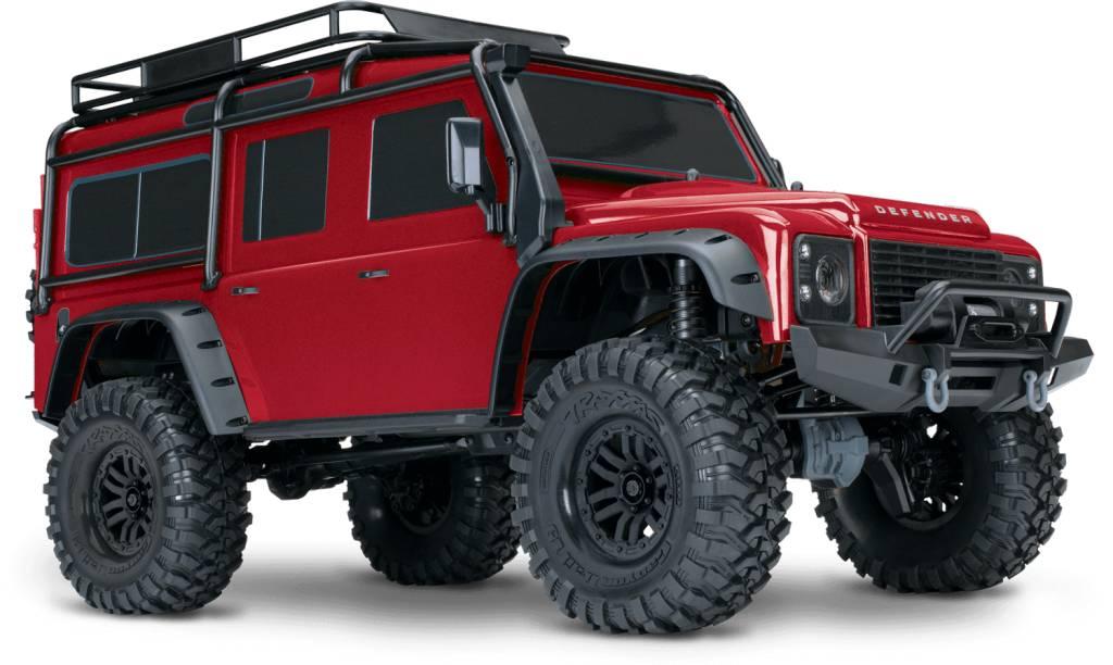 Traxxas TRA820564 TRX-4 Scale Crawler w/ XL5 by Traxxas
