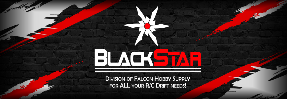 BlackStar R/C Drift at Falcon Hobby Supply