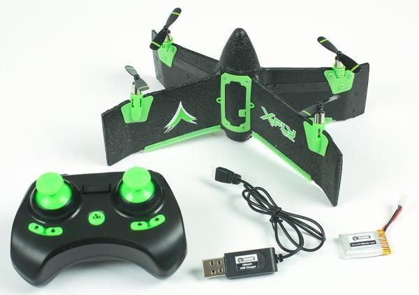 Rage RGRA1106  X-Fly VTOL RTF Aircraft by Rage RC