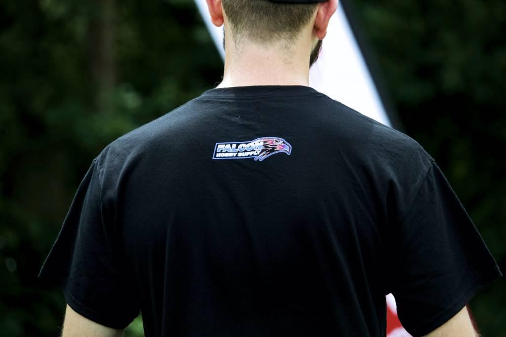 Falcon Hobby Supply FPV is Life T-Shirt