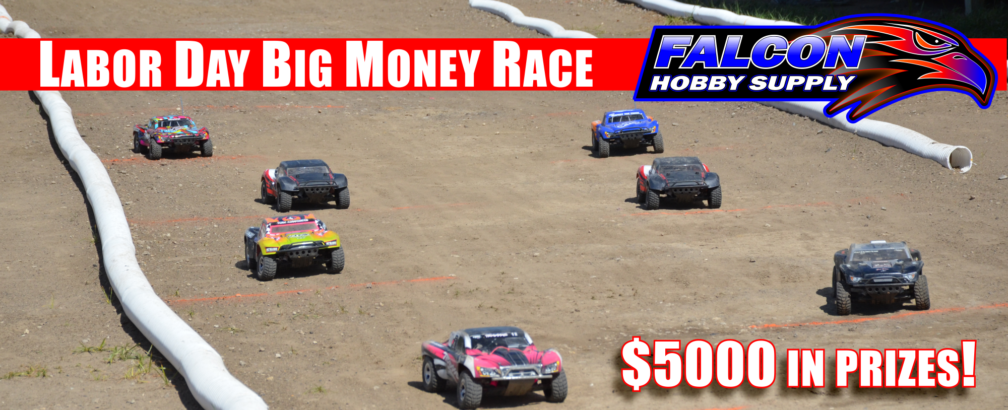 Falcon Hobby Supply Big Money Off Road Race