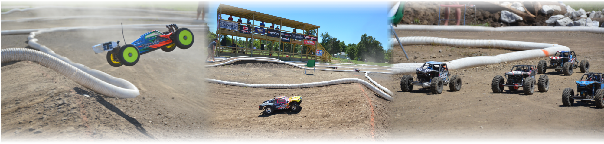 Falcon Roost Raceway - Midwest's Largest RC Playground - Falcon