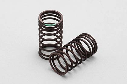 Yokomo YOKD-171G 32mm Variable Pitch Drift Spring 1.3 x 9.5 coils Green D-171G Yokomo