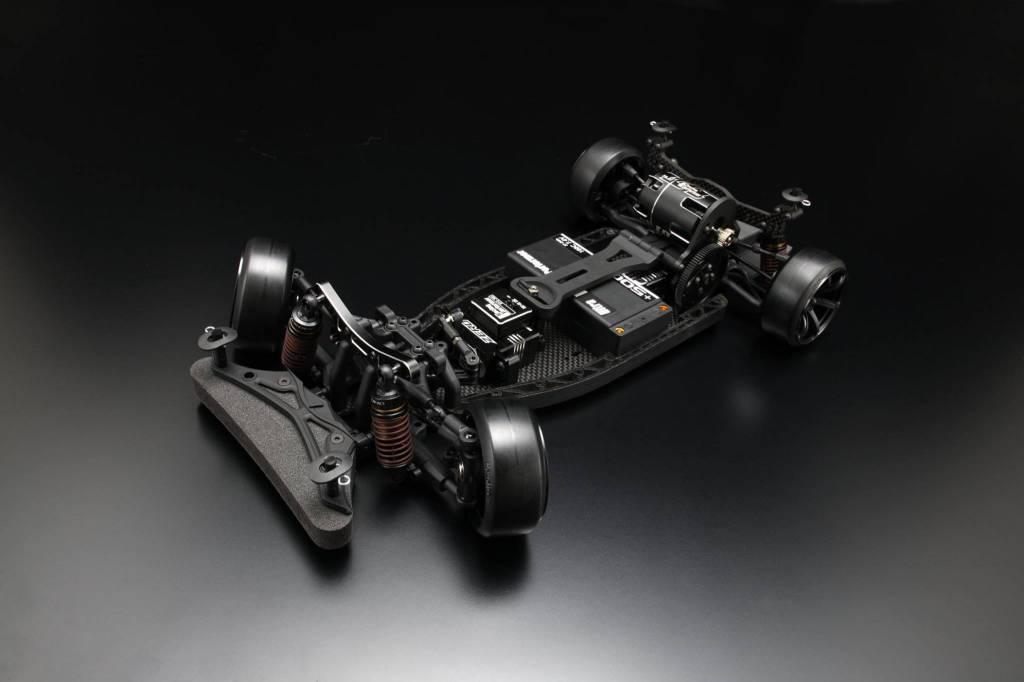 Yokomo YOKDP-YD2S-PL YD-2S PLUS CAR KIT (CARBON GRAPHITE) by Yokomo DP-YD2S-PL