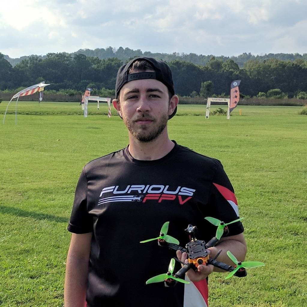Pro FPV Pilot Jake (Jawz) Schneider joins Team Onbo