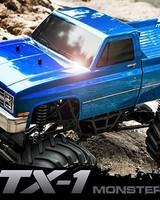 MST MXSPD533601 MTX-1 RTR Monster truck (2.4G) (brushless) 533601