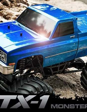 MST MXSPD533601 MTX-1 RTR Monster truck (2.4G) (brushless) 533601