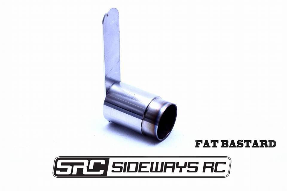SRC SRCPFBB Fat Baster Burned Tip 15mm by SRC