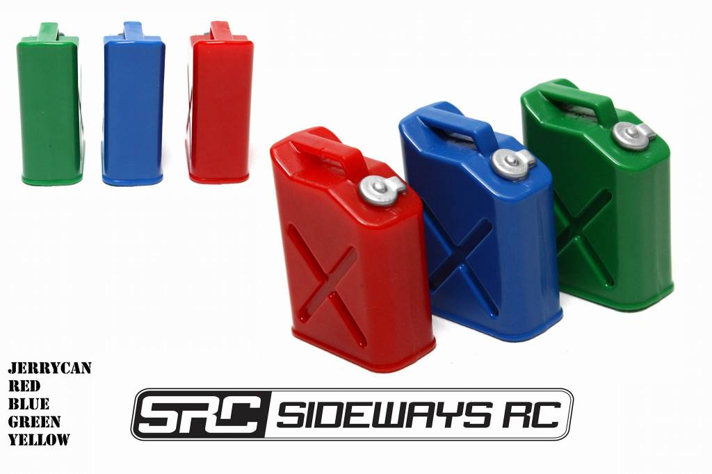 SRC SRCCANR Jerry Can Red by SRC