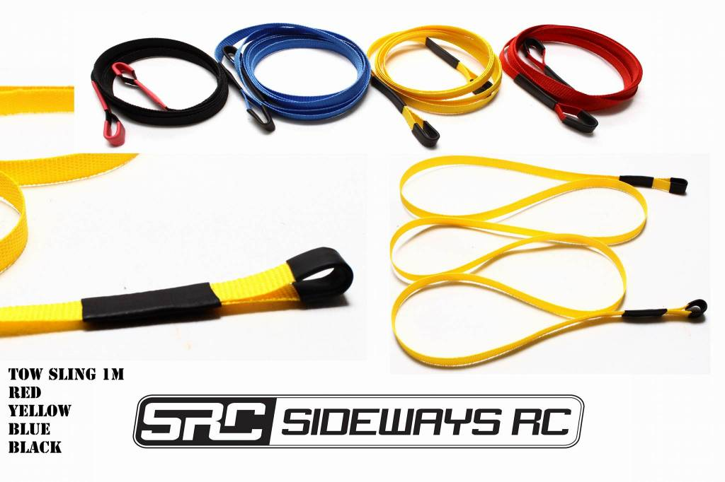SRC SRCSLG Tow Sling Red by SRC