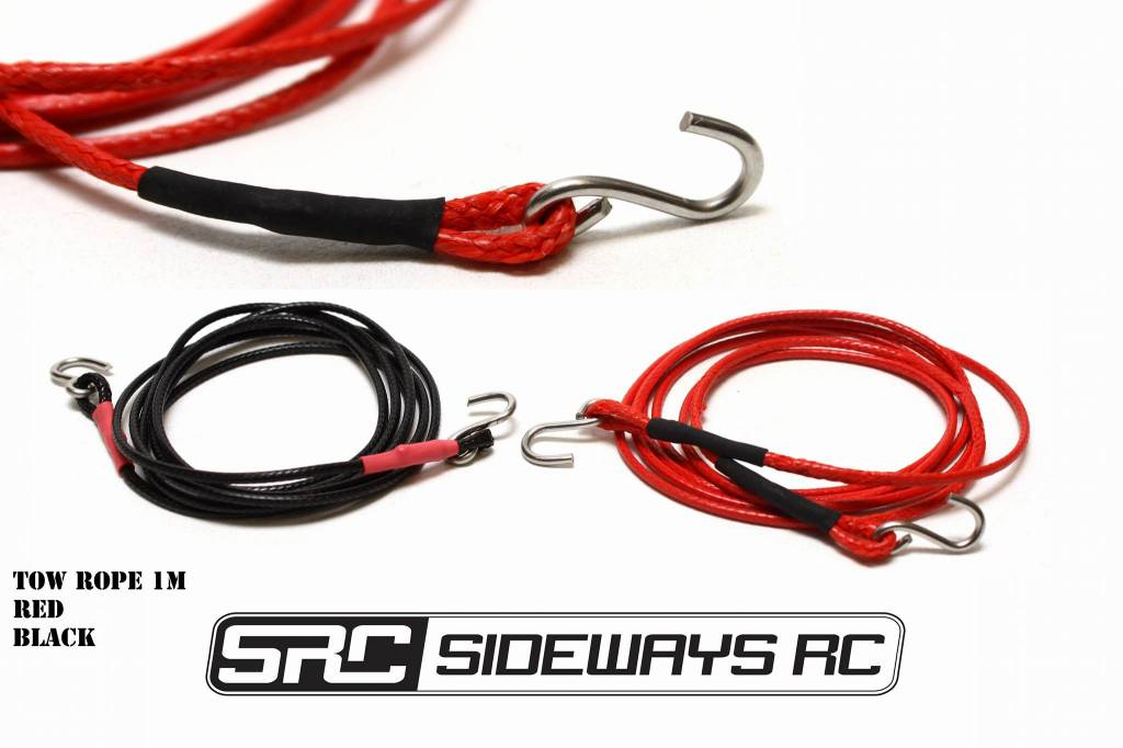 SRC SRSRPS Tow Rope Red by SRC