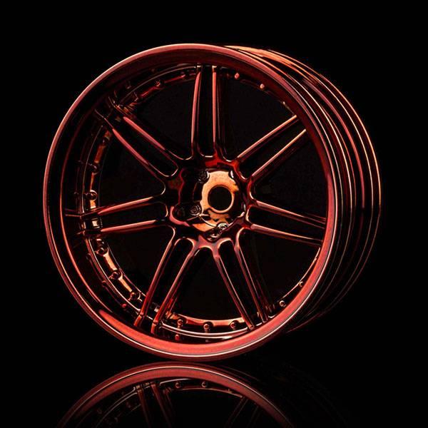 MST MXSPD102042C Copper X603 wheel (+11) (4) by MST