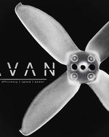 Emax EMX-AVAN-2045 Avan micro 2'' propeller (6CW + 6CCW bulk pack) by EMAX