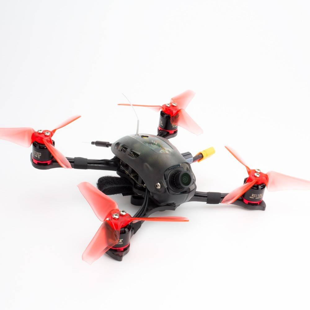 Emax EMX-2114 Babyhawk-R RACE(R) Edition 136mm Avan Mini 3'' F3 Magnum Mini 5.8G FPV Racing RC Drone 3S/4S BNF by EMAX
