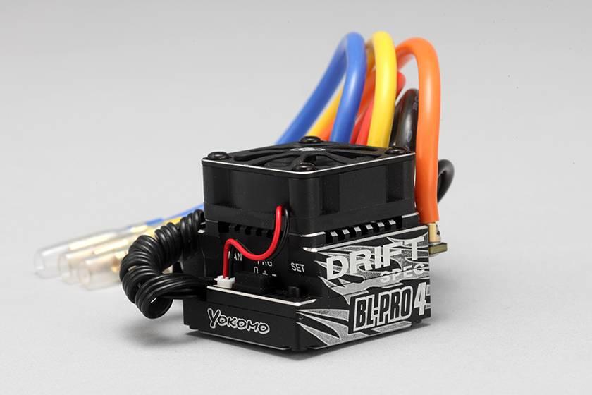 Yokomo YOKBL-PRO4D DRIFT SPEC BL-PRO4 Speed Controler by Yokomo