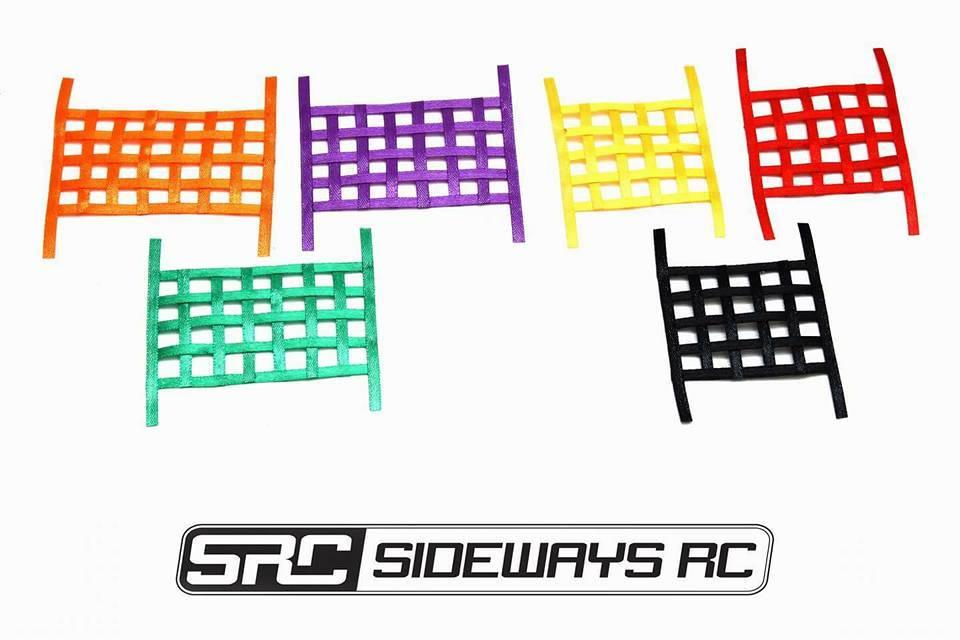 SRC SRCNTLG Window Net Large White by SRC