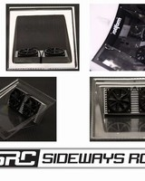 SRC *Pre-Order* SRCRCOOL Rear Cooling Kit 70mmx 70mm by SRC