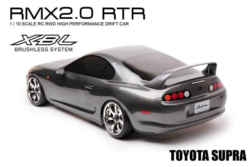 MST MXSPD533712 RMX 2.0 1/10 2WD RTR EP Drift Car (brushless) SUPRA by MST533712