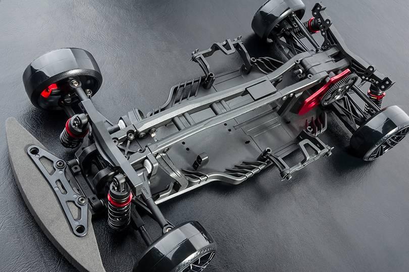 MST MXSPD533707BK RMX 2.0 1/10 2WD RTR EP Drift Car (brushless) JZ3 (soarer) (black) by MST533707BK