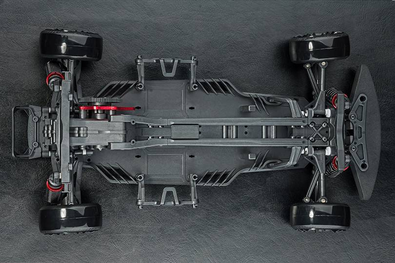 MST MXSPD533707B RMX 2.0 1/10 Scale 2WD RTR EP Drift Car (brushless) JZ3 (soarer) (blue) by MST 533707B