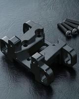 MST MXSPD210598BK RMX 2.0 Alum. upper arm mount (black) by MST 210598BK