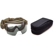 Smith Optics Outside The Wire Goggles Field Kit, Black, w/ Clear, Gray