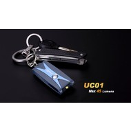 Fenix UC01 Rechargeable Mini Light Blue
