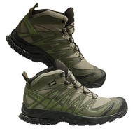Salomon XA PRO 3D MID GTX Forces 2 Khaki Iguana Green