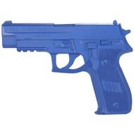 Blue Guns Blue Training Gun  P226R Sig Sauer W/Rails Black