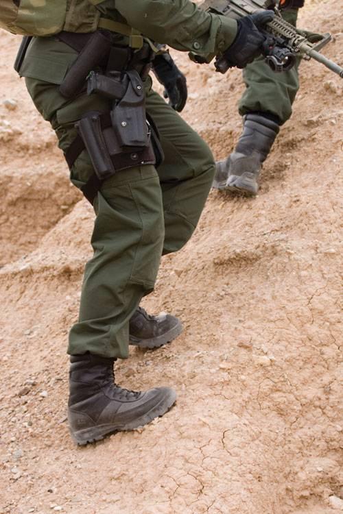 5 11 Tactical Atac Storm 8 Quot Boot Waterproof S Zip Joint