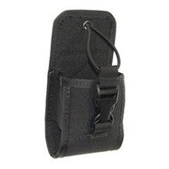 "CALDE RIDGE Radio Pouch Foam Laminated W/2"" Side Pcs"