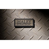 Haley Strategic Patch PVC Haley Strategic Brand
