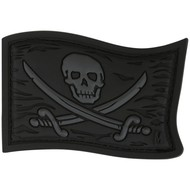 Maxpedition Patch JOLLY ROGER STEALTH